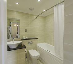 1 Of Our Deluxe Bathrooms Imperial Hotel, North Devon, Luxury Accommodation, Bathroom Interior, Corner Bathtub, Modern Bathrooms, Gallery, Bedrooms, Star