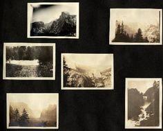 Photograph album #2 - page 10 - circa 1915-192...