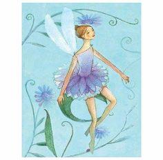 Gift Enclosures - Fairy on lea - Bobangles #PeaceableKingdom #fairy #card #kids