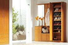 Pop Brw Entrance Hall Furniture Set This Is An Economical Solution For Those Who Want