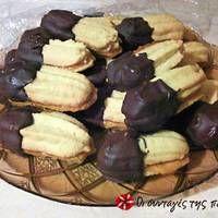 Τα πιο αφράτα πτι φουρ Greek Sweets, Greek Desserts, Greek Recipes, Desert Recipes, Vegan Desserts, Amaretti Cookies, Biscotti Cookies, Food Network Recipes, Cooking Recipes
