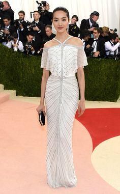 Fei Fei Sun from Met Gala 2016: Red Carpet Arrivals  In Chanel