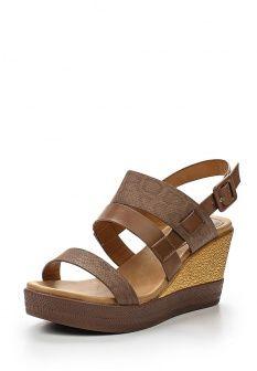 Босоножки Wilmar, цвет  коричневый. Артикул  WI064AWEWE13. Женская обувь    Босоножки b4da40e3743