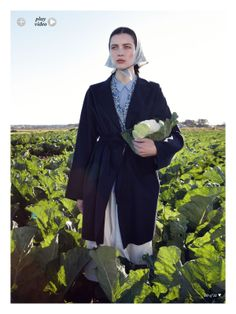 visual optimism; fashion editorials, shows, campaigns & more!: simple pleasures: tori, chanel and dominique by nicole bentley for marie clai...