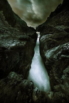 Devil's Churn. by coulombic, via Flickr