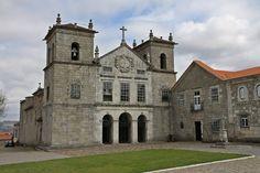 Igreja do Convento de Santa Cruz - Lamego