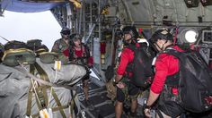 On July 7, eighty U.S. Air Force personnel and four aircraft from the 920th Rescue Wing participated in a successful rescue of two German citizens about 500 nm off the Atlantic coast of Florida. The two men had been injured when their vessel caught fire. http://maritime-executive.com/article/video-parachute-rescue-team-saves-two-people-off-florida