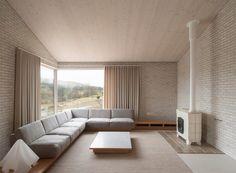 Beige Kontemplation - John Pawson baut für Living Architecture