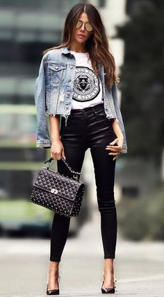 30 Outfit-Ideen, die Ihre Herbstmode inspirieren – Cool Style 30 outfit ideas that inspire your fall fashion fashion 30 Outfits, Mode Outfits, Classy Outfits, Spring Outfits, Casual Outfits, Fashion Outfits, Fashion Tips, Fashion Trends, Fashion Heels
