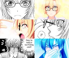 XD Rei though LOL love anime and manga great job! Description from pinterest.com. I searched for this on bing.com/images