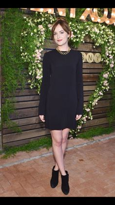 Dakota at Jen Fishers ready to wear launch party for Barney's NY in LA 11/18/15