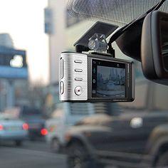 THINKWARE X500D Dashcam with Rear Ramera and 32GB MicroSD Card, | Best Dashboard Camera
