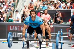 Oh Crossfit men, you make me drool Kenneth Leverich