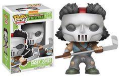 Teenage Mutant Ninja Turtles Casey Jones Pop figure by Funko, Specialty Stores exclusive