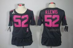 http://www.yjersey.com/nike-ravens-52-rlewis-grey-women-elite-2013-super-bowl-xlvii-skirts-cheap.html #NIKE RAVENS 52 R.LEWIS GREY WOMEN ELITE 2013 SUPER BOWL XLVII SKIRTS #CHEAPOnly$36.00  Free Shipping!