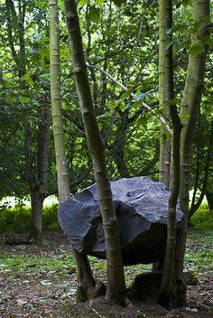 Jupiter Artland UK Andy Golsworthy Stone Coppice Andy Goldworthy, Nature Houses, Peter Wohlleben, Elephant Park, Ephemeral Art, Nature Artists, Save The Elephants, Urban Setting, Landscape Artwork