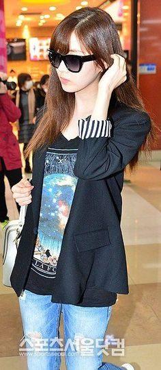 ff6e49efc70  130422  Girls  Generation   Korea Gimpo Airport (Arrival from Japan) Korea