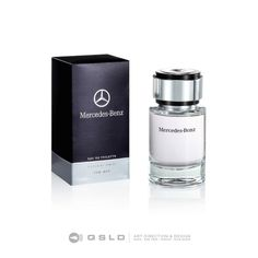 Mercedes-Benz Perfume - Pack - Design by QSLD... I think this is perfect for someone who likes Mercedes!!