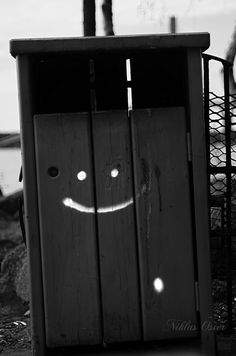 Smile! You piece of trash... - null