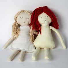 Make a 'Mini Me' - DIY Rag Doll step by step guide!