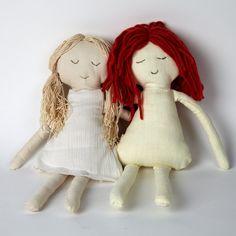 Make a 'Mini Me' - DIY Rag Doll step by step guide!