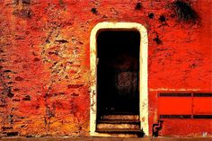 WHITE ON RED  by josephforster, via Flickr