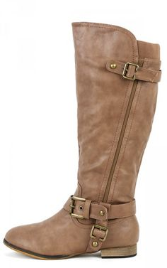Carison-7 Harness Riding Boots