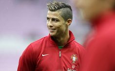cristiano ronaldo hairstyle 2014 1 Cristiano Ronaldo Hairstyle 2014