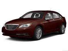 New 2013 Chrysler 200 Limited For Sale   Montague MI   1C3CCBCG7DN603775.