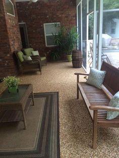 DIY Epoxy Stone Flooring » Everlast® Editorial