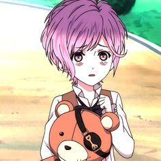 Imagem de anime, gif, and diabolik lovers Anime Love, Anime Guys, Manga Anime, Anime Art, Diabolik Lovers Episodes, Diabolik Lovers Ayato, Otaku, Yandere, Digimon