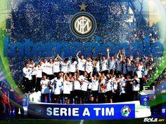 Inter Milan adalah jawara Seri A