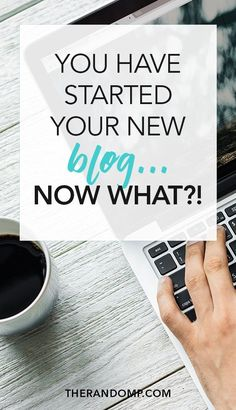 Have you started a new blog? Or are you just thinking about getting into blogging? Read this step by step guide on what to do after you've started your new blog: all about plugins to set up for a new blog, basic settings to make sure of and more! #blogcreation #bloggingtips #wordpresstips #wordpressblog #blogtips