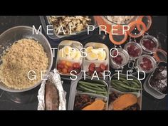 Meal Prep 101: Tips for beginners - Motive Nutrition