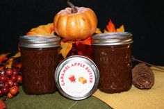 Caramel Apple butter   8 oz Jars by DawnsSweetThangs on Etsy, $6.00