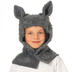 Wolf Hood Costume | Fancy Dress Costumes For Kids