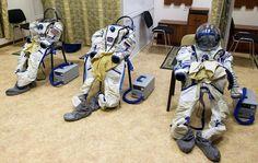 Volevo fare l'astronauta
