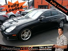 2007 Mercedes Benz CL S550 For Sale in Portland Oregon Cars for Sale Buy Here Pay Here Car Lots Bad Credit Car Loans Buy Here Pay Here http://jeremysaysyes.com/car-details/?car_id=423