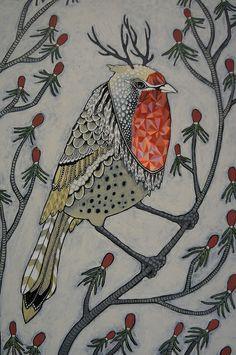 winter bird | juliah