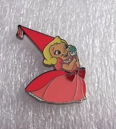 Disney DSF DSSH Princess & Frog Young Charlotte Pin Traders Delight LE 400 PTD