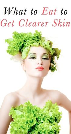 Expert diet tips that help clear up acne and improve skin tone