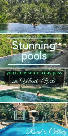 10 Stunning Pools You Can Visit on a Day Pass in Ubud