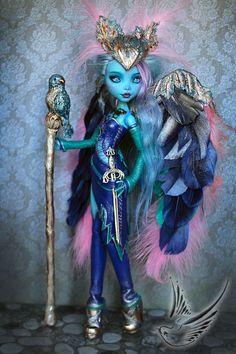 Reserved until 3 November Monster high OOAK Monster high Custom Monster High Dolls, Monster Dolls, Monster High Repaint, Custom Dolls, Bratz Doll, Ooak Dolls, Art Dolls, Gothic Dolls, Doll Painting