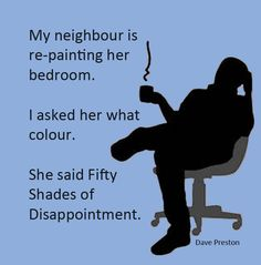 Fifty Shades. #fifty shades, #humor, #interior design
