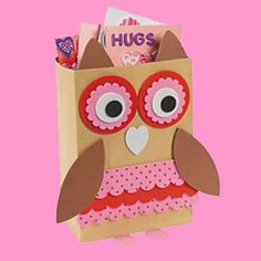 Cute Valentine's Greeting Card MailBoxes To Make a Home