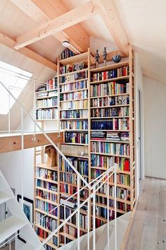 Creative use of space.