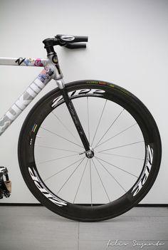 F*CK Cinelli by ORYX Beijing - Pedal Room