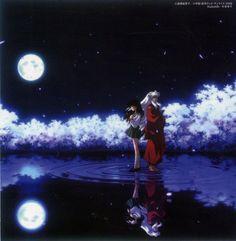 Inuyasha and Kagome in Love | Inuyasha-and-Kagome-inuyasha-the-final-act-19109318-2560-1834.jpg
