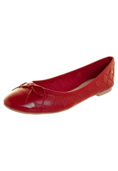 Sapatilha Capodarte Charme Vermelha - Compre Agora | Dafiti