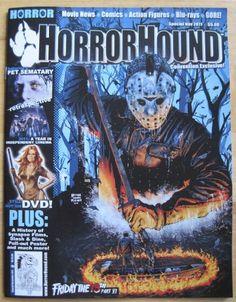Horrorhound 2011 November Special Convention Horror Hound @ niftywarehouse.com #NiftyWarehouse #Horror #Movies #FridayThe13th #Jason